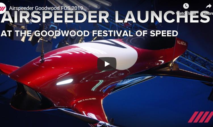 Fliegende Autorennen sind bald Realität!