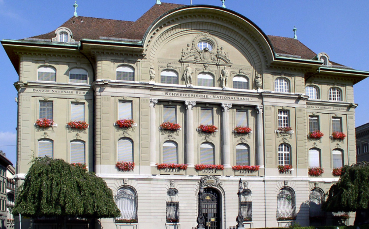 Schweizer Nationalbank (Foto: Baikonur – Eigenes Werk)