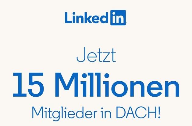 LinkedIn auf Erfolgskurs