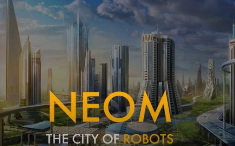 Neom: die Stadt der Zukunft