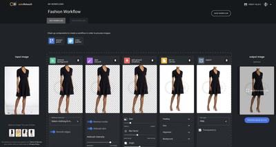 autoRetouch revolutioniert Bildbearbeitung für Modebranche