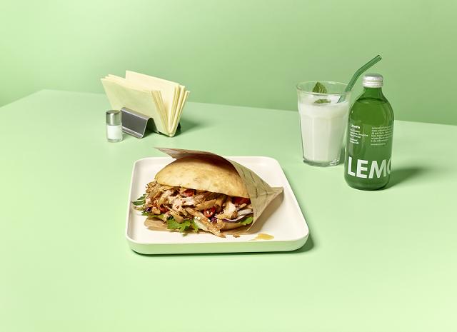 Planted Foods AG entwickelt ersten veganen, natürlichen Kebabspiess