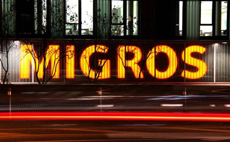 Migros erhöht die Löhne um 0.5 Prozent