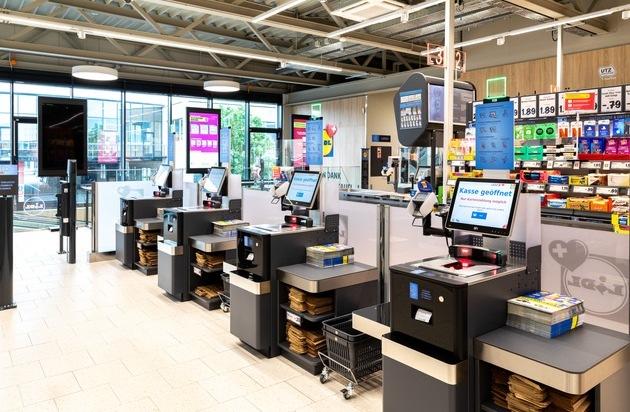 Lidl Schweiz weitet Einsatz von Self Checkout Kassen aus