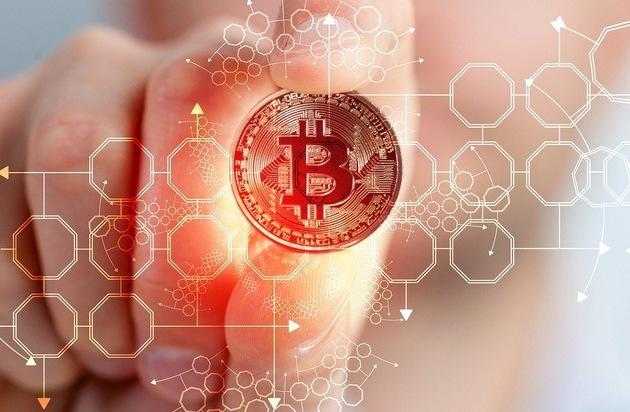 Bitcoin; Kryptowährungen; Blockchain; / Weiterer Text über ots und www.presseportal.de/nr/22537 / Die Verwendung dieses Bildes ist für redaktionelle Zwecke unter Beachtung ggf. genannter Nutzungsbedingungen honorarfrei. Veröffentlichung bitte mit Bildrechte-Hinweis.