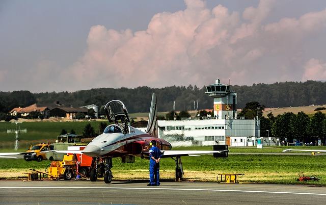 Tiger-Jet der Armee abgestürzt