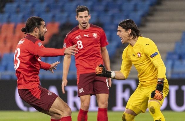 Partnerschaft zwischen SRG und UEFA