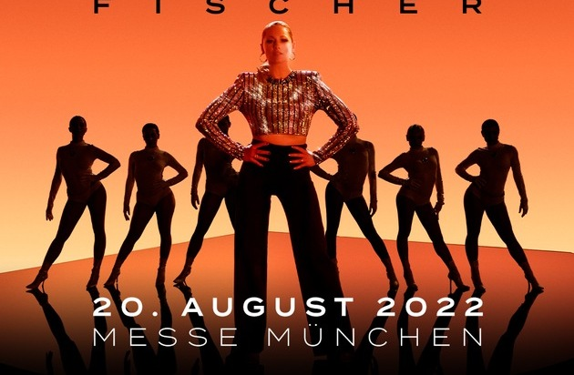 Helene Fischer: 100.000 verkaufte Tickets nach 24 Stunden Quelle: Leutgeb Entertainment Group GmbH